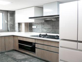 130平米四室一厅日式风格厨房图片大全