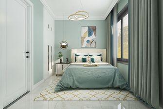70平米三室两厅现代简约风格卧室图片