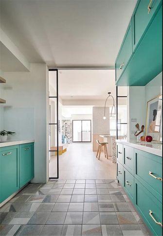 140平米三日式风格厨房装修案例