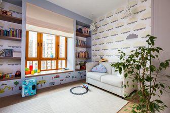 70平米公寓欧式风格儿童房效果图