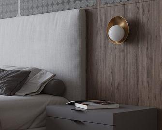 60平米现代简约风格卧室装修效果图