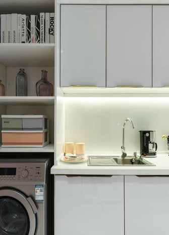40平米小户型其他风格厨房图