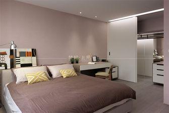 120平米三室一厅日式风格卧室效果图