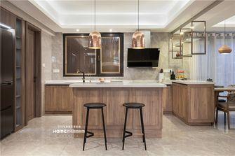 140平米复式混搭风格厨房装修图片大全