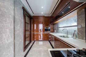 140平米四室兩廳中式風格廚房效果圖