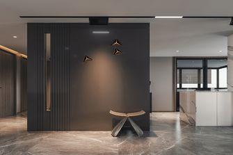 100平米三室两厅现代简约风格储藏室装修图片大全