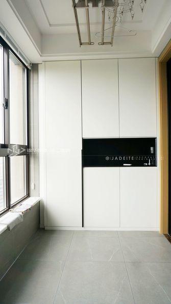 100平米现代简约风格阳台装修图片大全