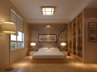 140平米四室一厅日式风格卧室设计图