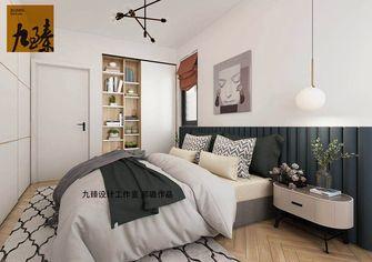 110平米三室五厅北欧风格卧室效果图
