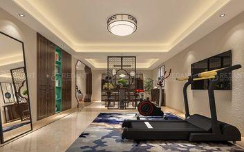 140平米别墅美式风格健身室装修效果图