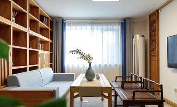 70平米复式新古典风格客厅设计图