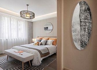 30平米以下超小户型中式风格卧室图片大全