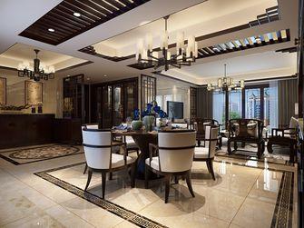 140平米四室两厅中式风格餐厅装修效果图