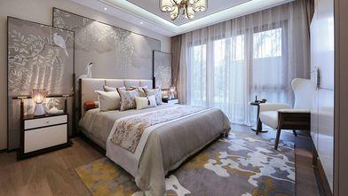 90平米公寓中式风格客厅欣赏图