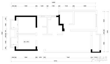 15-20万110平米三室一厅中式风格其他区域装修效果图