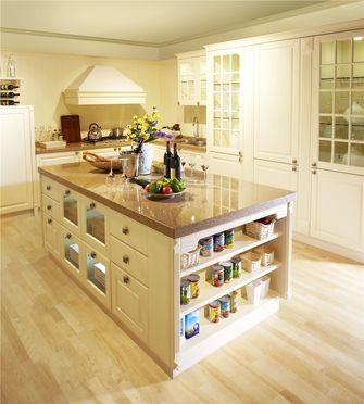 130平米三室三厅欧式风格厨房装修效果图