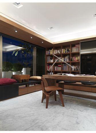 140平米别墅北欧风格书房装修图片大全