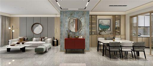 140平米三欧式风格玄关设计图
