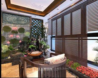 140平米四室两厅中式风格阳光房效果图