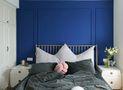 60平米北欧风格卧室图片大全