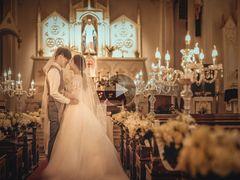 迦南之约济南教堂婚礼