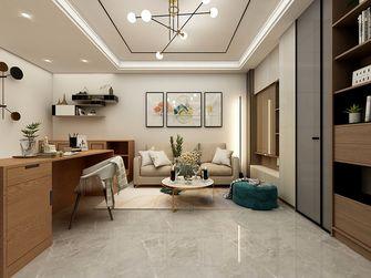 50平米现代简约风格客厅装修案例