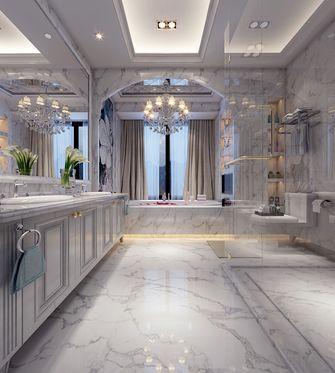 140平米三室三厅欧式风格卫生间装修案例