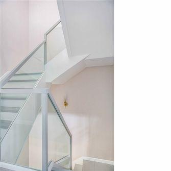 140平米别墅美式风格楼梯间图