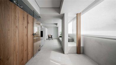 120平米三室一厅混搭风格走廊图片