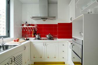 90平米三室一厅地中海风格厨房装修案例