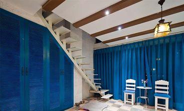 富裕型140平米复式地中海风格楼梯装修图片大全