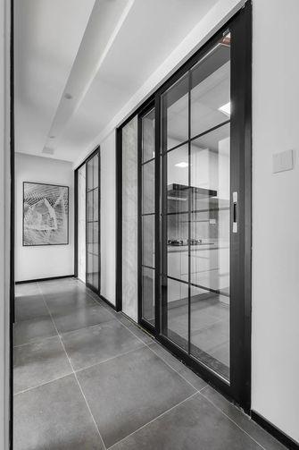 80平米三现代简约风格走廊设计图