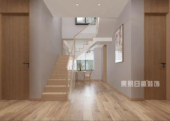140平米三日式风格楼梯间图