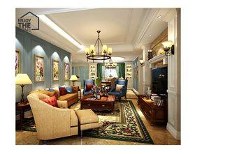 30平米以下超小户型新古典风格客厅设计图