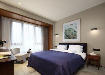 90平米三室一厅现代简约风格卧室效果图