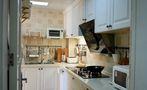 70平米宜家风格厨房图片