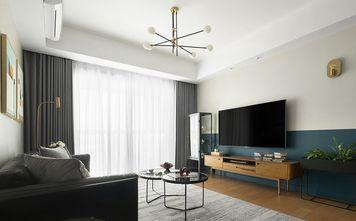 130平米三新古典风格客厅图