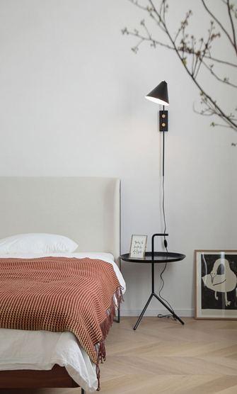 120平米公寓宜家风格卧室图