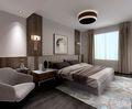 140平米中式风格卧室效果图