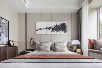 120平米四室一厅现代简约风格卧室图