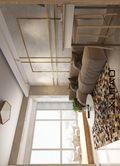 60平米一居室地中海风格阳台装修案例