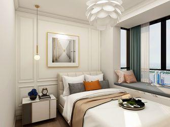 30平米小户型现代简约风格卧室设计图