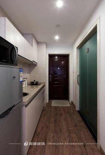 50平米公寓欧式风格玄关效果图