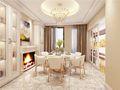 140平米四室三厅其他风格餐厅欣赏图