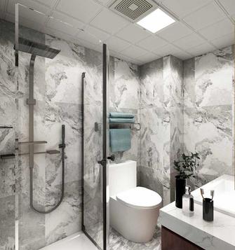 50平米现代简约风格卫生间装修效果图