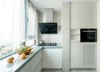 100平米三室一厅北欧风格厨房图片大全