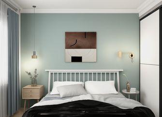 70平米现代简约风格卧室欣赏图