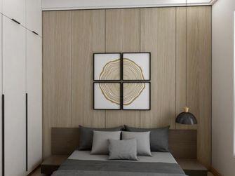 110平米三室两厅日式风格儿童房图