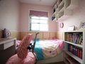 80平米北欧风格儿童房家具图
