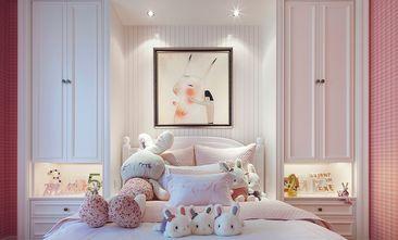 富裕型100平米英伦风格儿童房装修图片大全